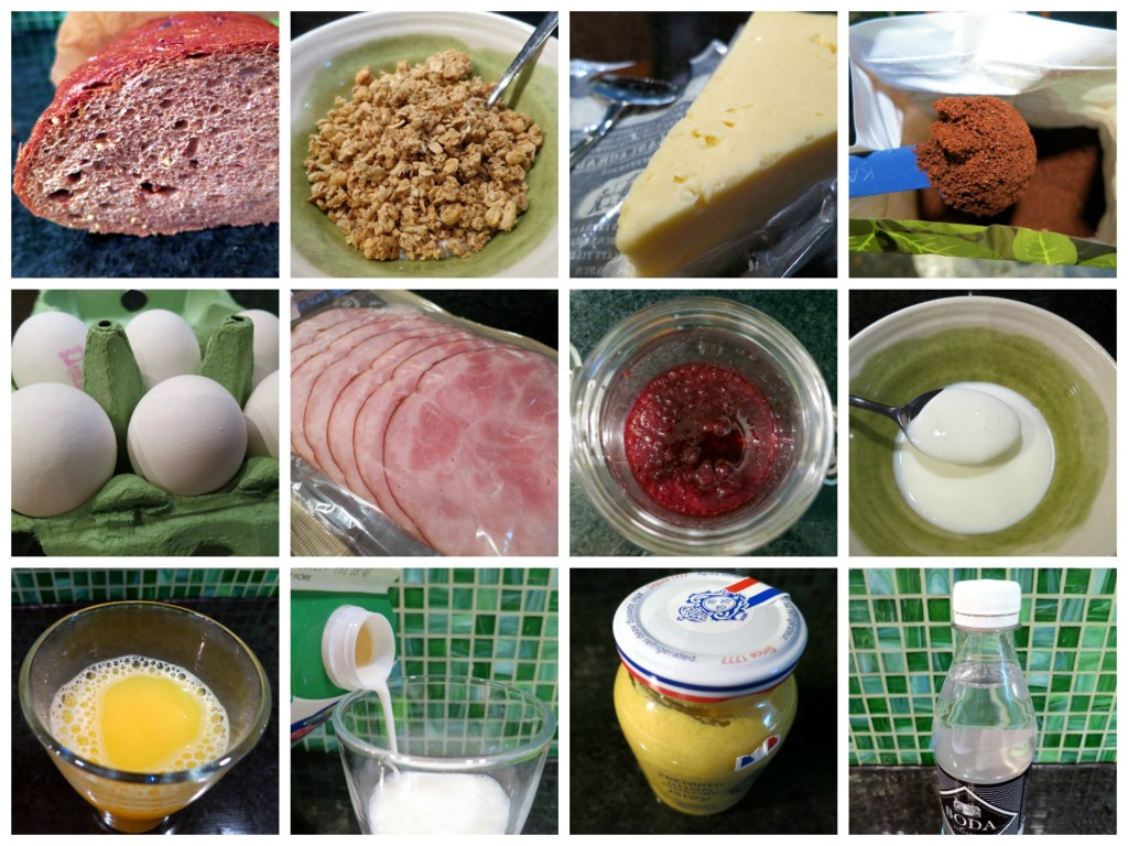 12 ingredients