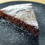 Kladdkaka - Swedish mud cake