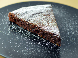 Kladdkaka - Swedish mud cake