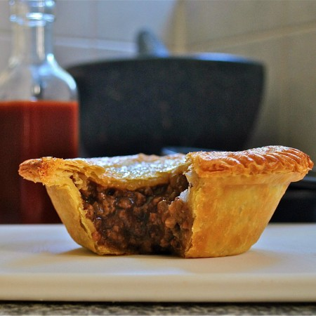 Recipe The National Dish Of Australia Meat Pie