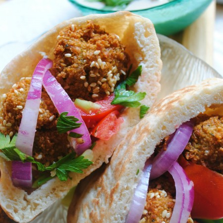 National dish of Israel - Falafel