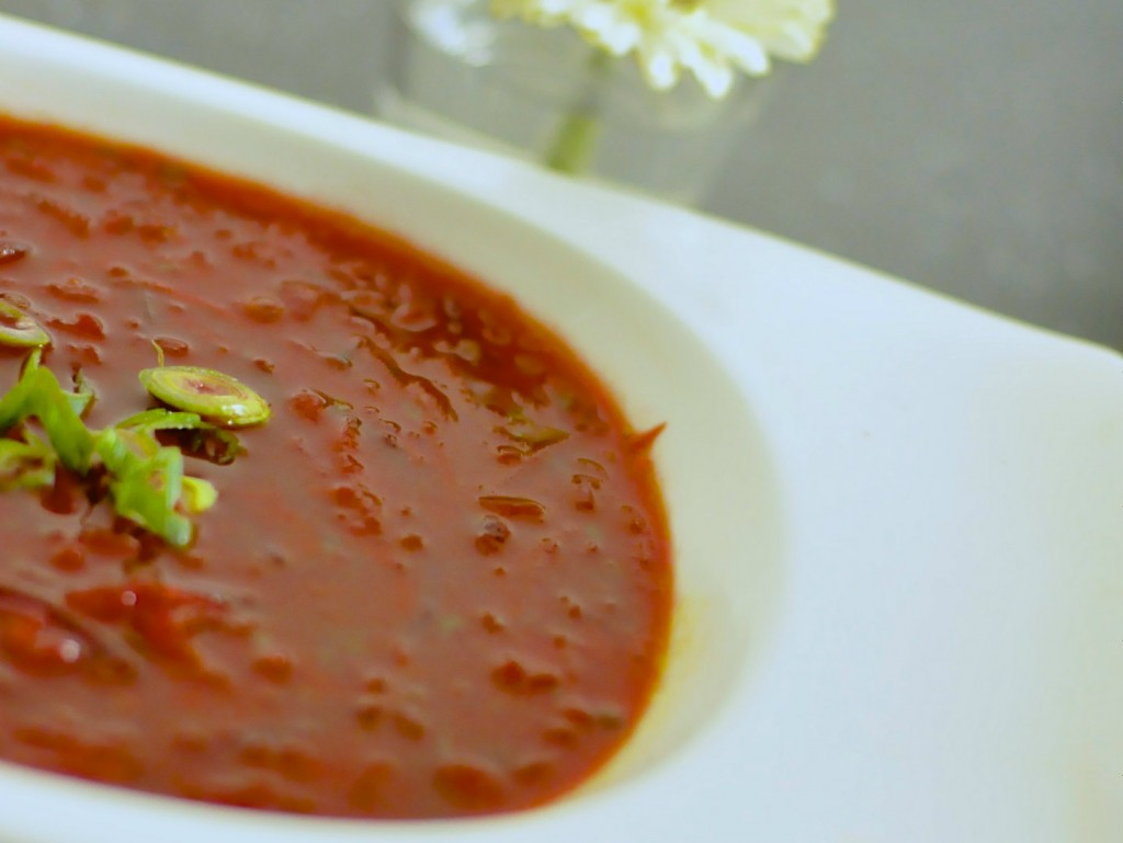 the national dish of Ukraine - Borscht