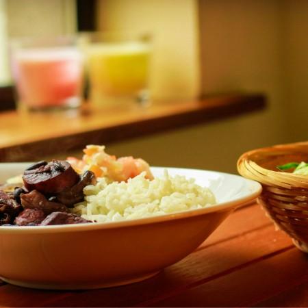 The national dish of Brazil - Feijoada