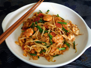 The national dish of Malaysia - Char Koay Teow
