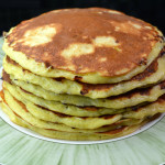 Cottage chesse pancakes