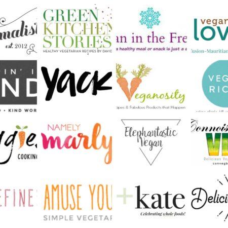 The best vegan and vegetarian food blogs