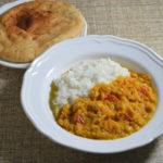 Sweet potato curry stew