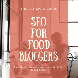 SEO for food bloggers - the ultimate guide