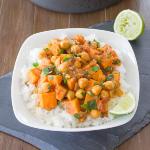One ingredient chef - Sweet Potato Stew