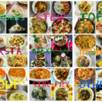Collection of easy veggie recipes from food bloggers