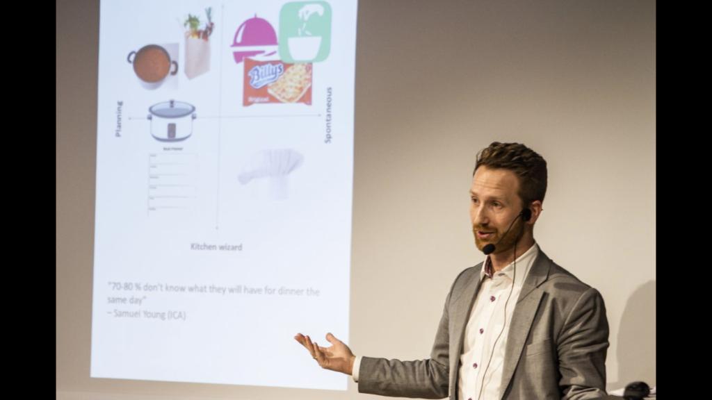 Kalle Söderman founder of Ingredient Matcher
