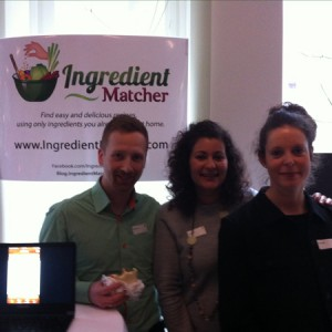 IngredientMatcher to win Venture Cup Pitching Contest