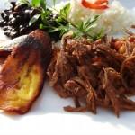 National dish of Venezuela - Pabellon Criollo