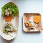 The national dish of Peru - fish ceviche