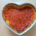 Swedish cheesecake (ostkaka)