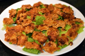 Recipe: Christmas polenta