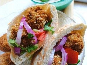 National dish of Israel - Falafel