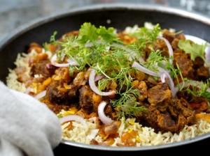 Recipe: The national dish of Kuwait – Machboos Laham