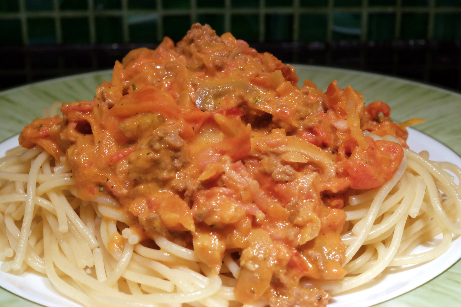 Bolognese Sauce in the Slow Cooker | Sidetracked Sarah