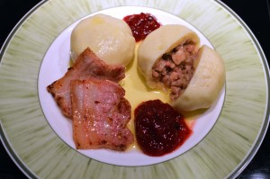 Swedish kroppkakor