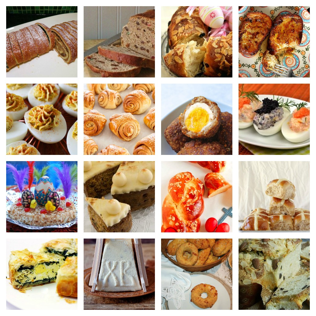 Easter food traditions around the world