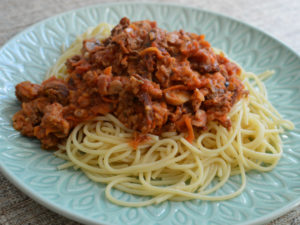 Recipe: The best bolognese sauce