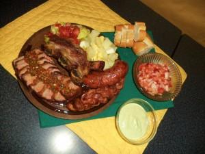 Recipe: The national dish of Argentina – Asado