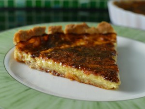 Recipe: Västerbottenpaj – Swedish Västerbotten cheese pie