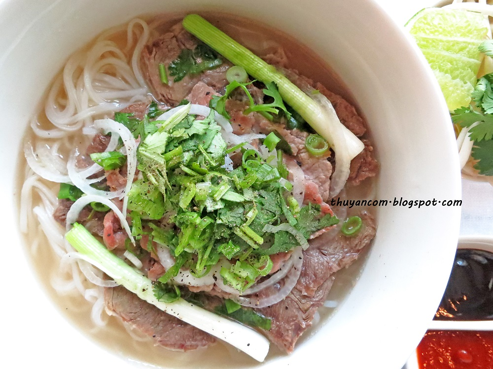 Recipe: The national dish of Vietnam - Pho