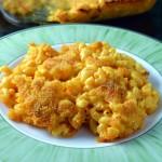 sriracha macaroni cheese