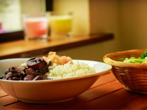 The national dish of Brazil - Feijoada