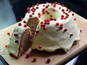Recipe: Swedish soft gingerbread cake (mjuk pepparkaka)