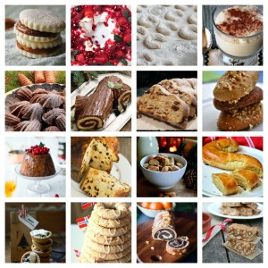75+ Christmas desserts from around the world
