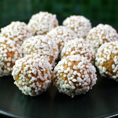 Pepparkaksbollar
