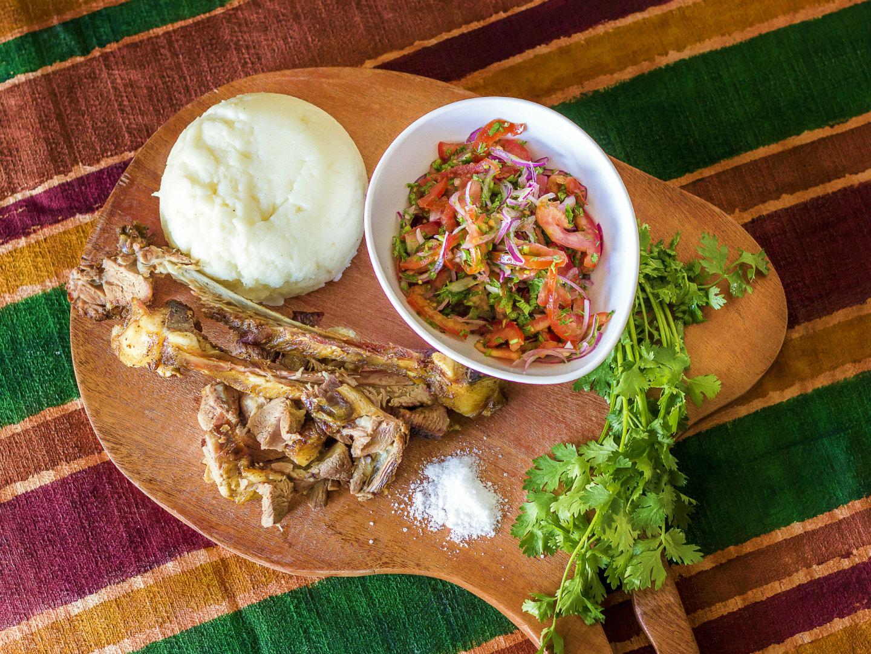 Recipe the national dish of kenya ugali nyama choma na kachumbari recipe the national dish of kenya ugali nyama choma na kachumbari ingredientmatcher recipes by ingredients forumfinder Gallery