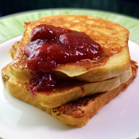 Fattiga riddare - french toast