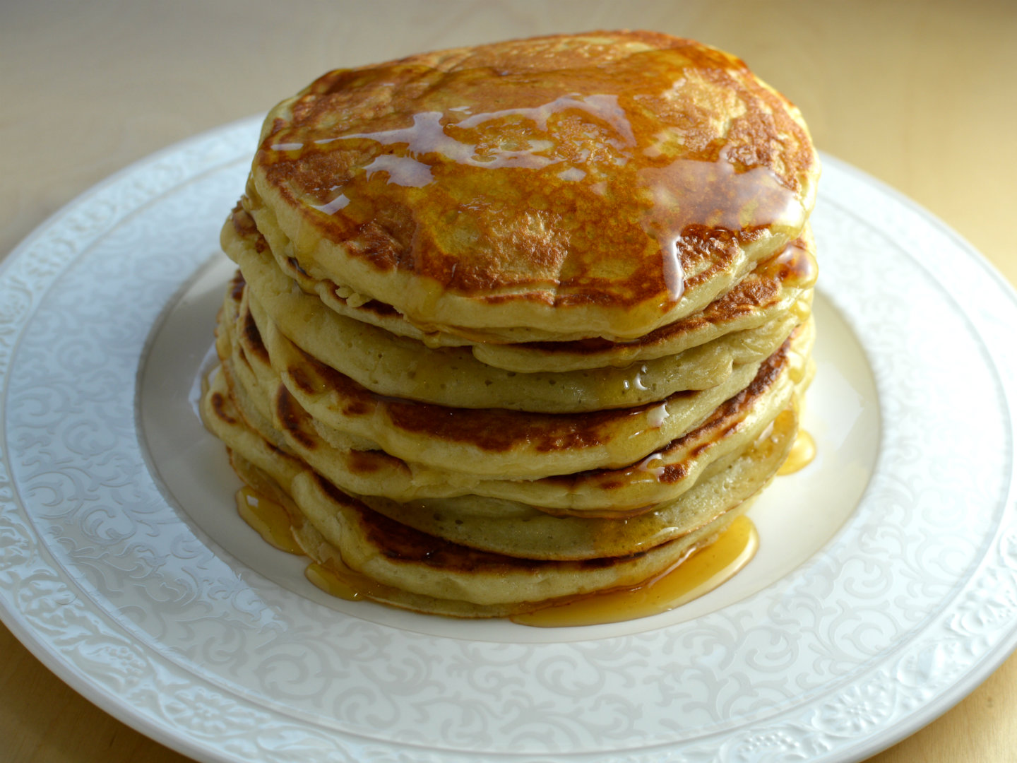 Recipe: Fluffy American pancakes - IngredientMatcher ... American Pancakes Recept