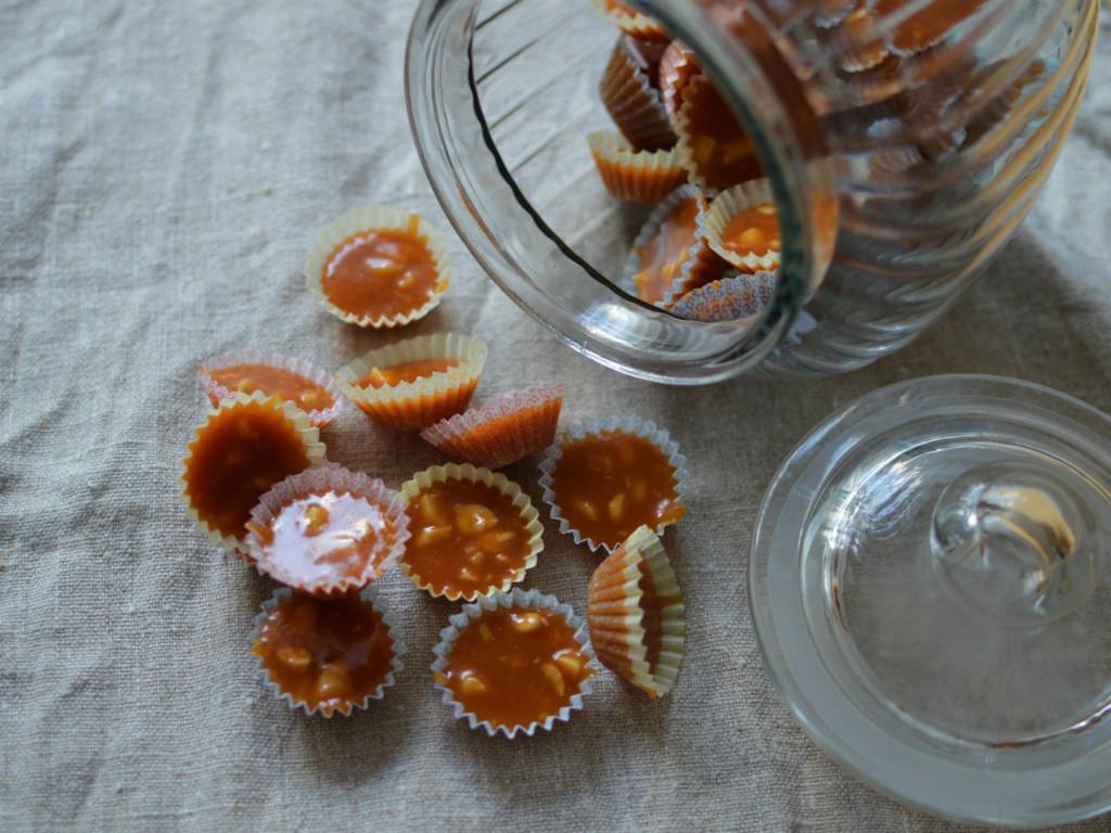 Knäck - Swedish Christmas Toffee Caramel