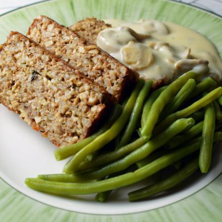 Recipe: The vegetarian meatloaf – Nut loaf