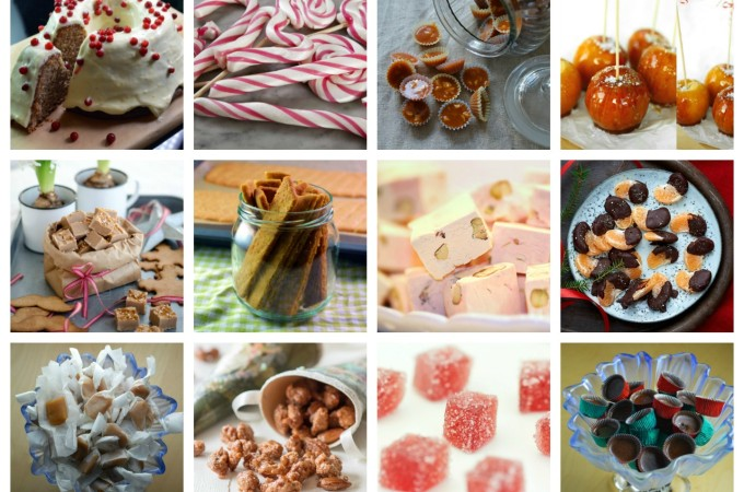15 recipes for traditional Swedish Christmas candy (julgodis)