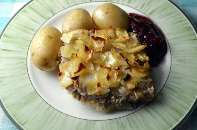 Recipe: Swedish cabbage casserole (kålpudding)