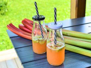 Recipe: Rhubarb lemonade
