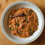 Quick weeknight dal / daal / dahl / dhal
