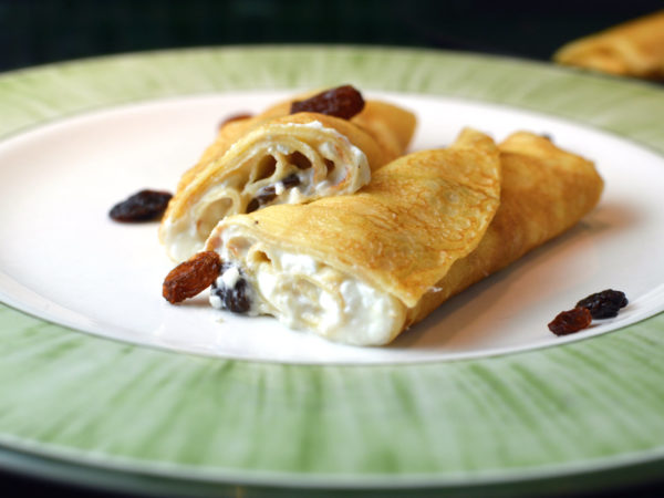 Crepe Recipe Filling Cottage Cheese