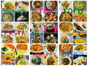 Easy veggie recipes – the ultimate collection from food bloggers