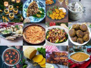 Vegetariska julrecept – den stora listan för en god vegetarisk jul