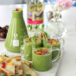 spot and tell - grön gazpacho