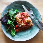 Marias good life - lasagne vegetarisk och snabblagad