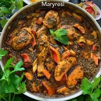Rabarbergryta - Maryresi