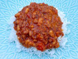Enkel chili sin carne